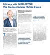 Interview with EURELECTRIC Vice President Alistair Phillips-Davies